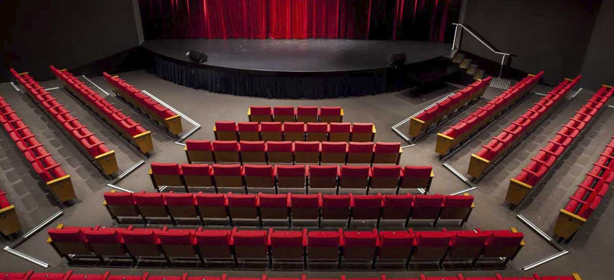 Photo of Bryan Brown Theatre