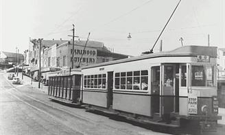 Trams in Earlwood