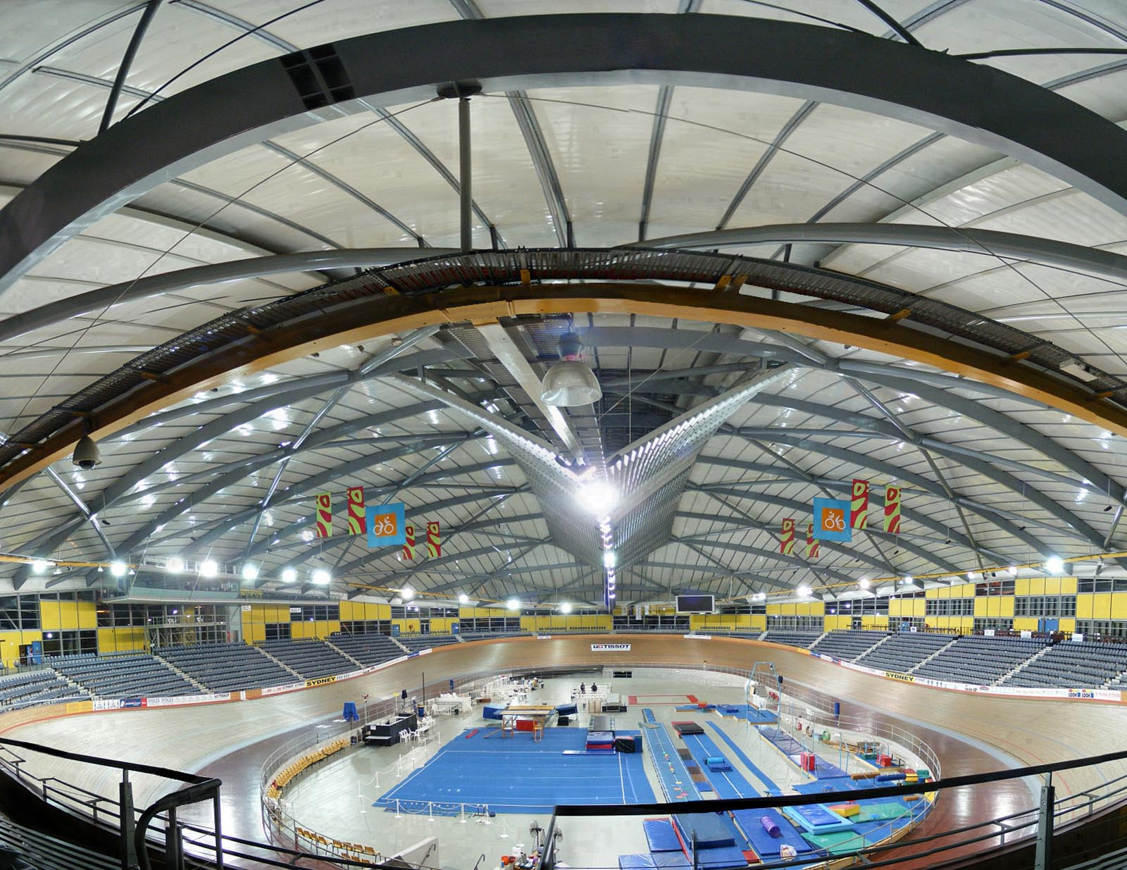 Photo of Dunc Gray Velodrome