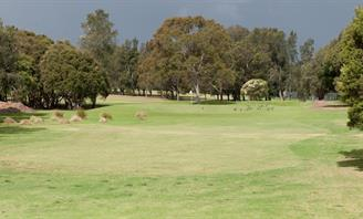 Canterbury Golf Course