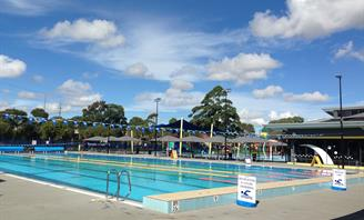 Photo of aquatic centre
