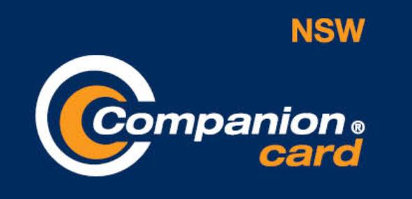 Image of Companion Card logo