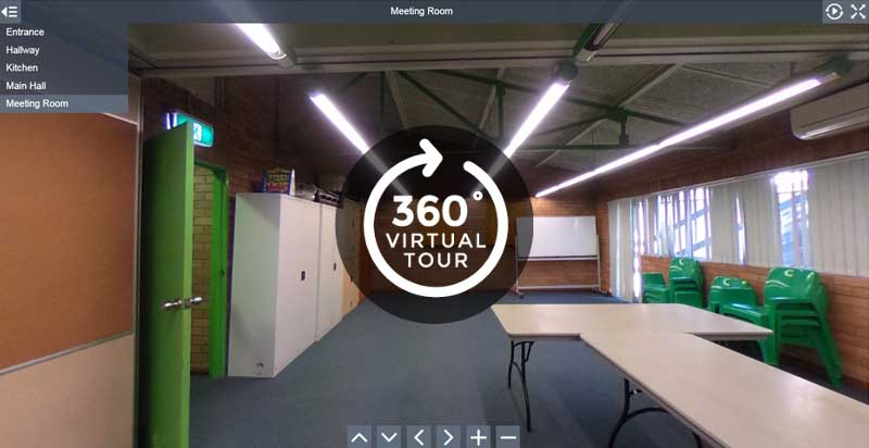 Photo of 360 virtual tour