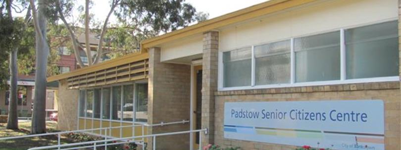 Padstow Senior Centre