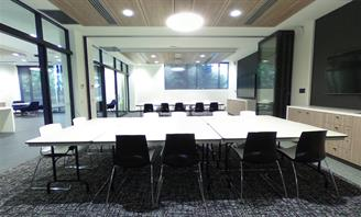 Photo of Riverwood Community Hub meeting room