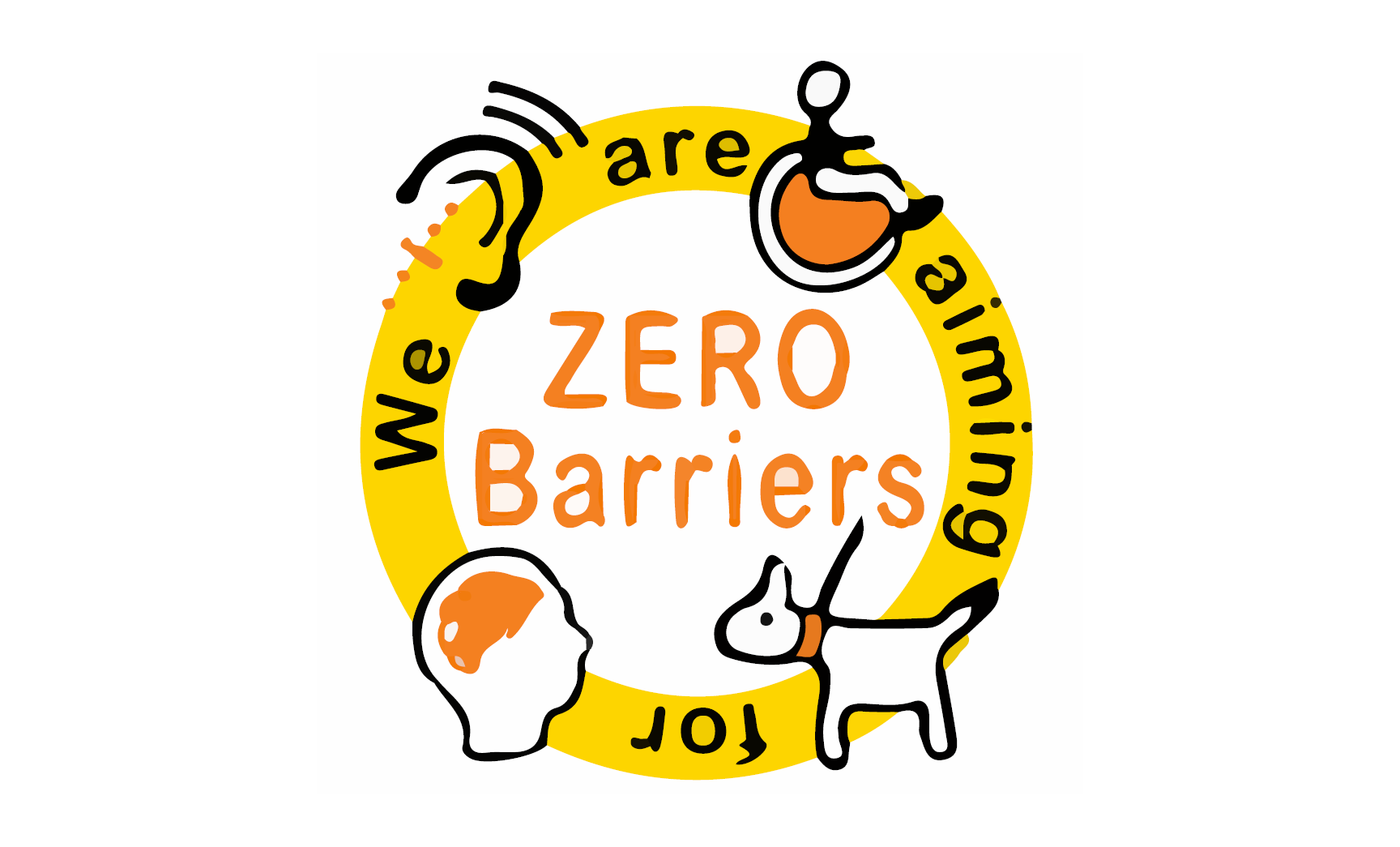 Zero Barriers Logo
