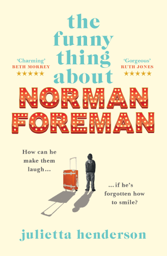 The funny thing about Norman Foreman book image.jpg.png