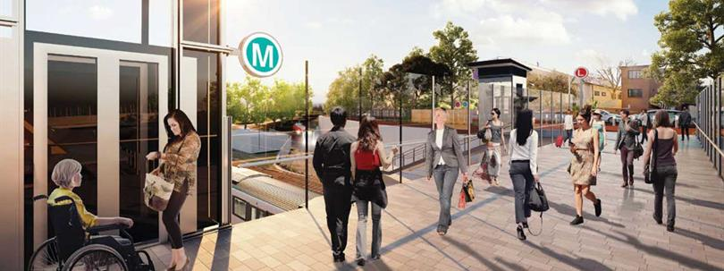 Photo of Sydenham to Bankstown Metro Project