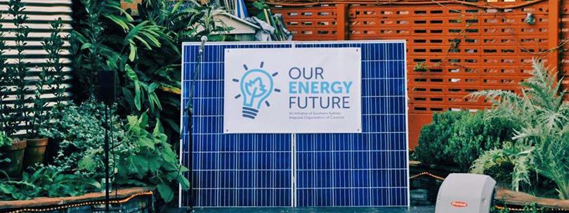 Our Energy Future Solar Panels