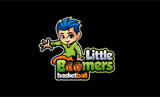 Photo of Little Boomers Basketball Banner