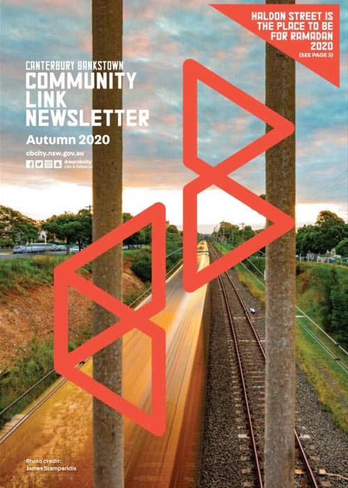 Cover of Community Link Newsletter